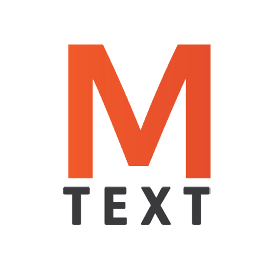 M Text